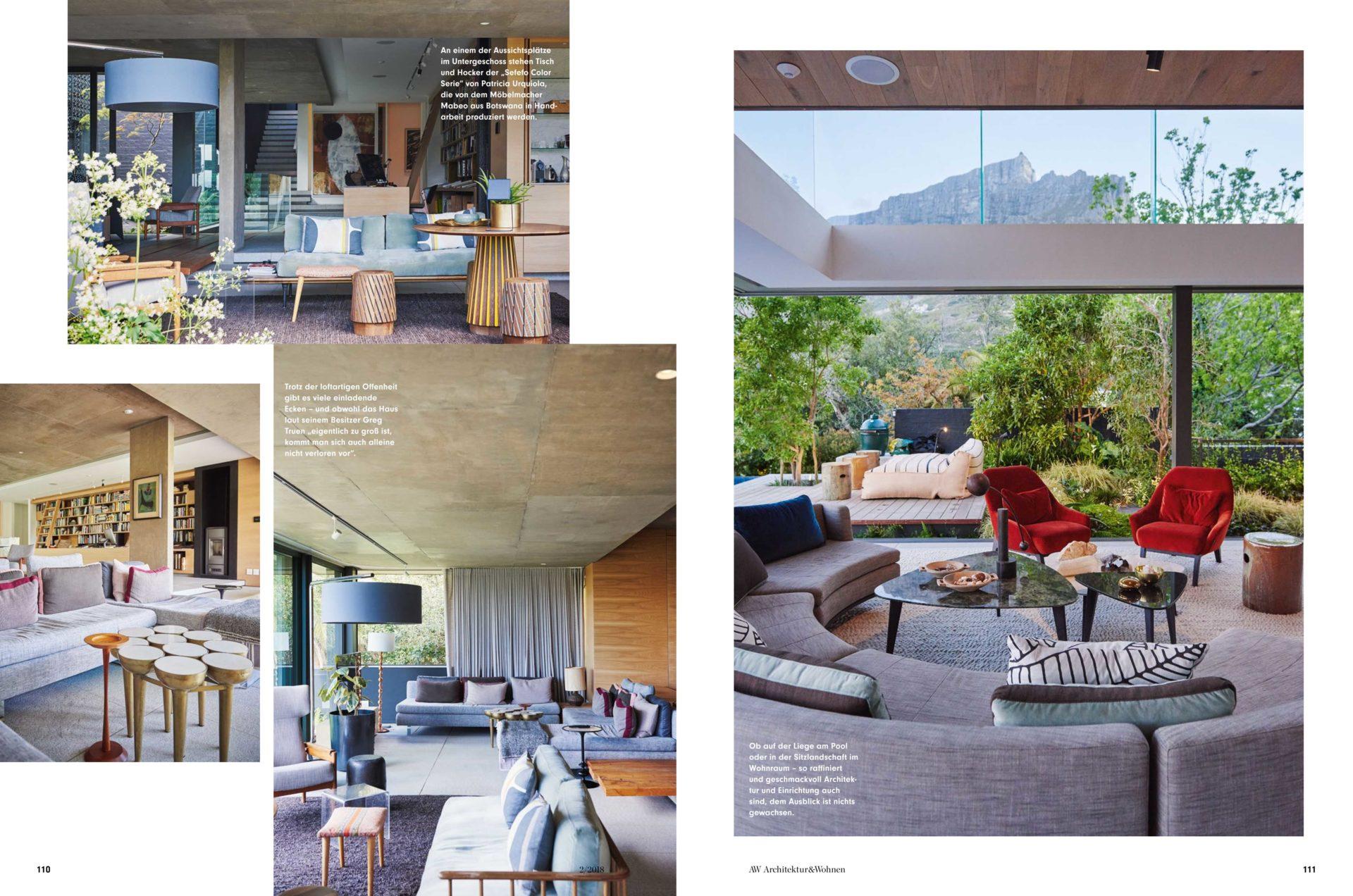 Fantastisch Kloof 119A, Cape Town In Architektur U0026 Wohnen Magazine