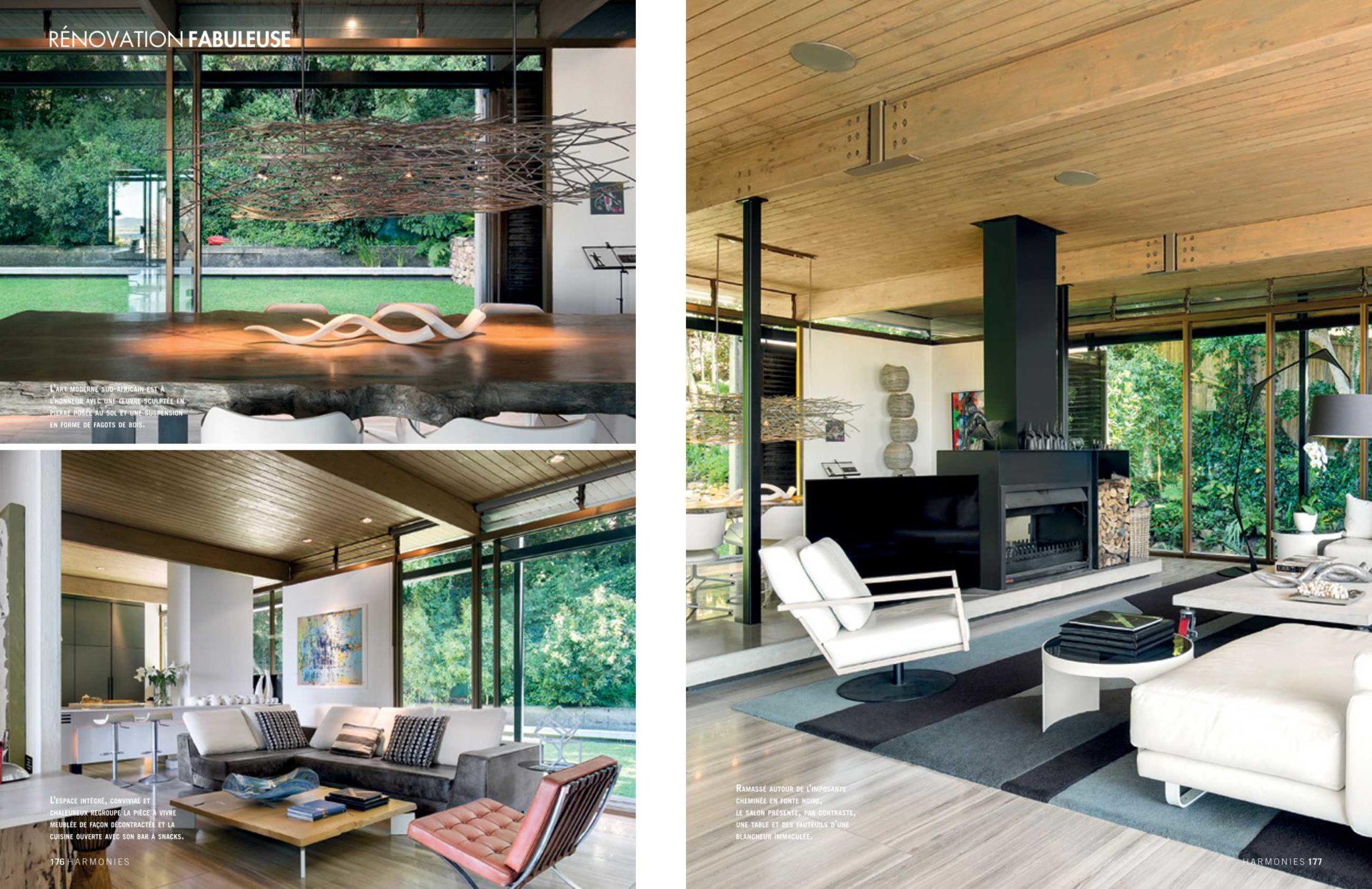 Invermark, Cape Town in Harmonies - SAOTA Architecture and Design