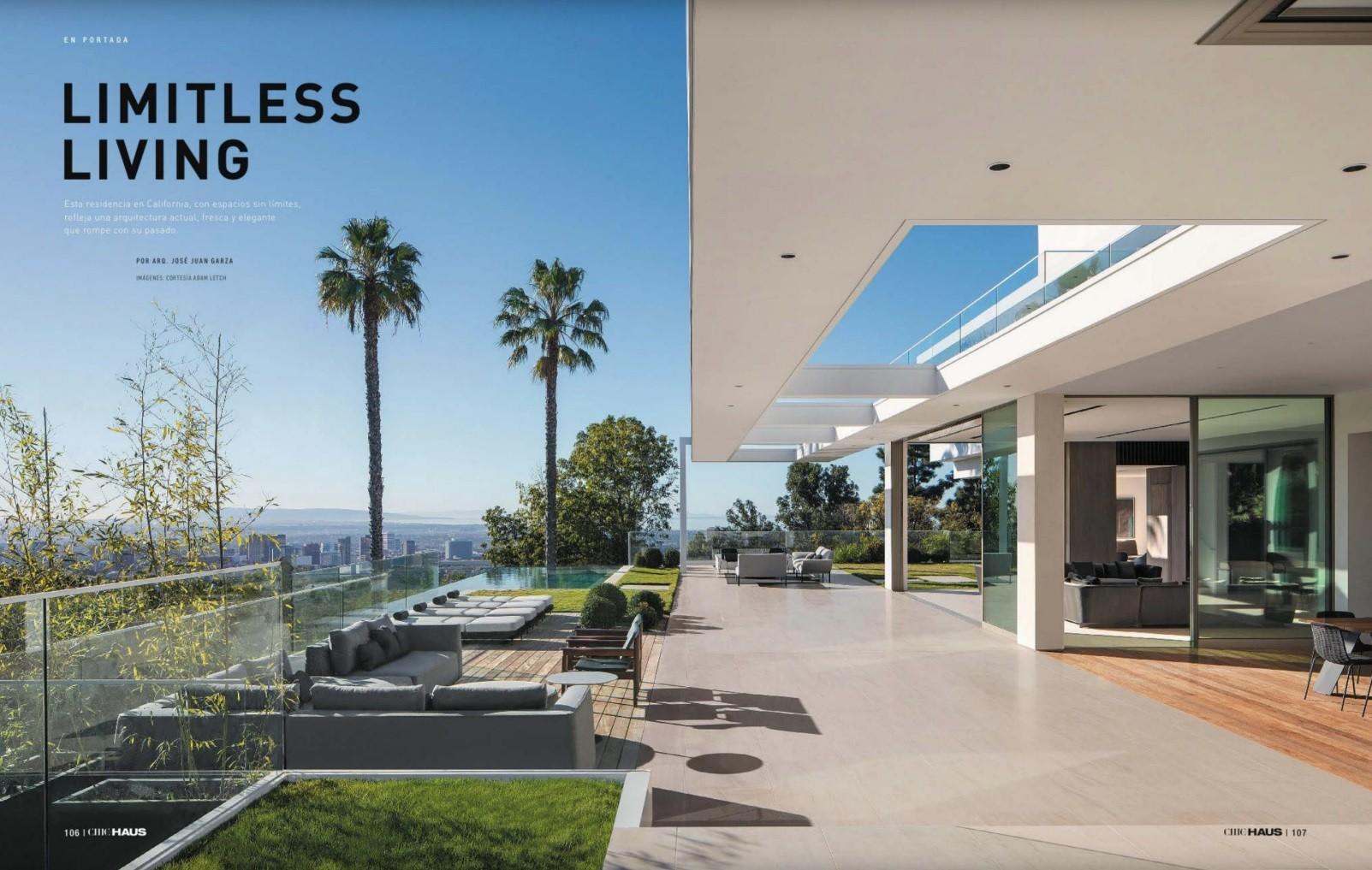Stradella, Los Angeles in Chic Haus - SAOTA Architecture and Design