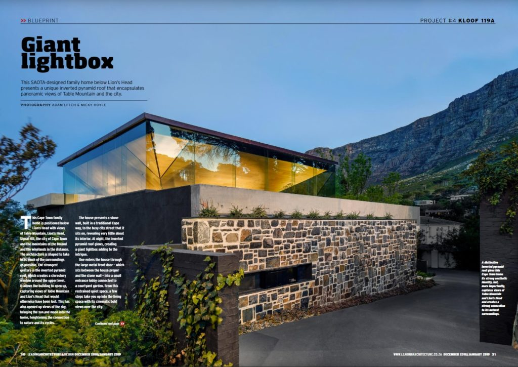 All News Archives - SAOTA Architecture and Design