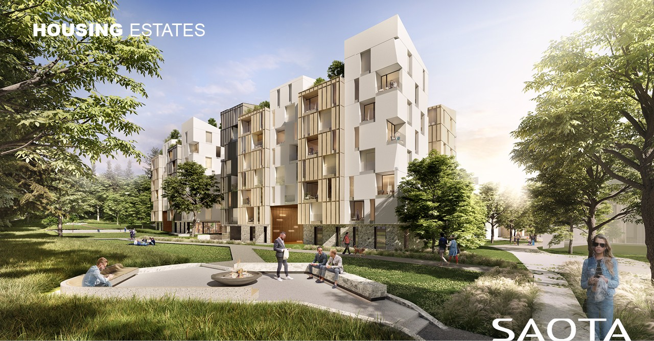 Multi Residential: Housing Estates